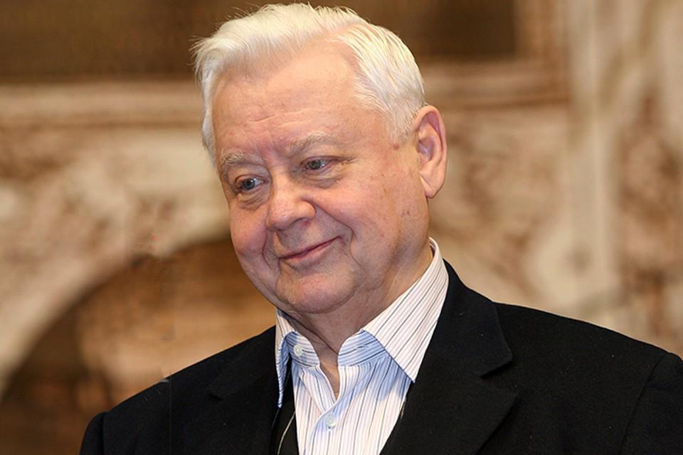 Скончался народный артист, лауреат Государственной премии СССР Олег Табаков