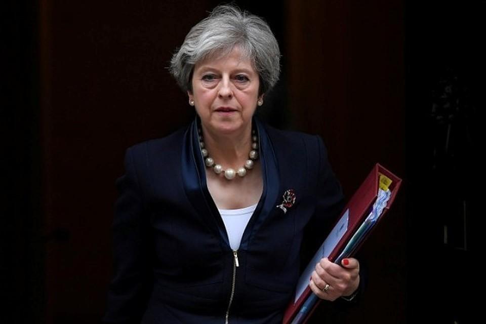 Премьер Великобритании Тереза Мэй обвинила Россию в причастности к отравлению экс-полковника ГРУ Сергея Скрипаля