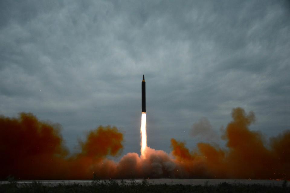 Ранее Киев пытался обвинить Москву в продаже ракетных двигателей Пхеньяну