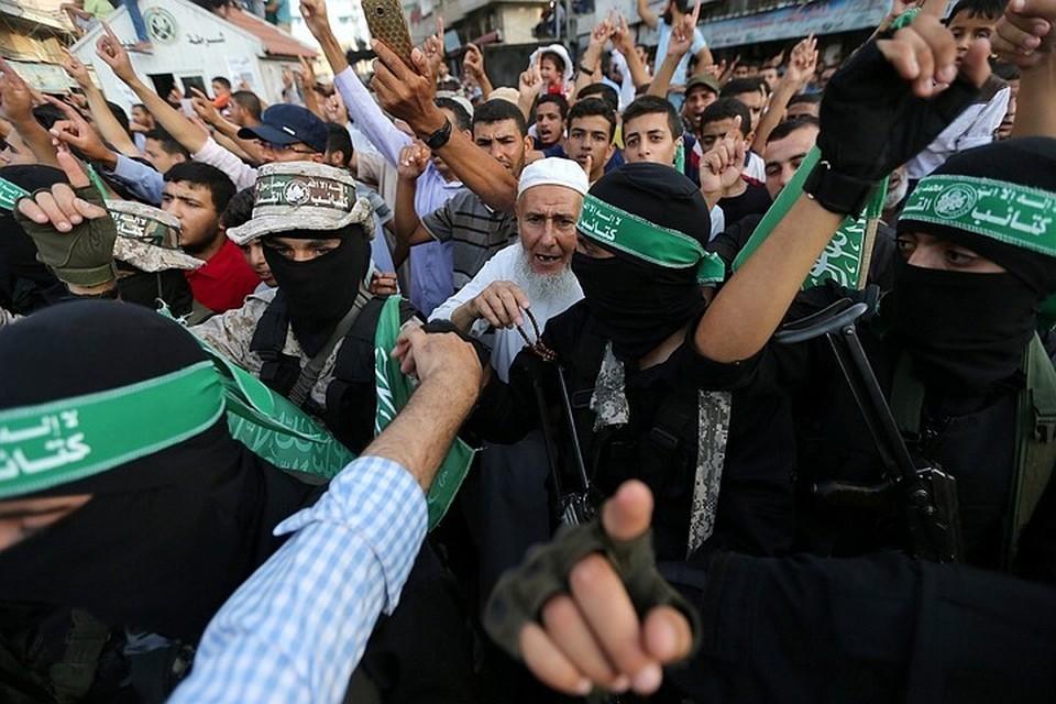 Сектор Газа уже десять лет находится во власти исламистов ХАМАС
