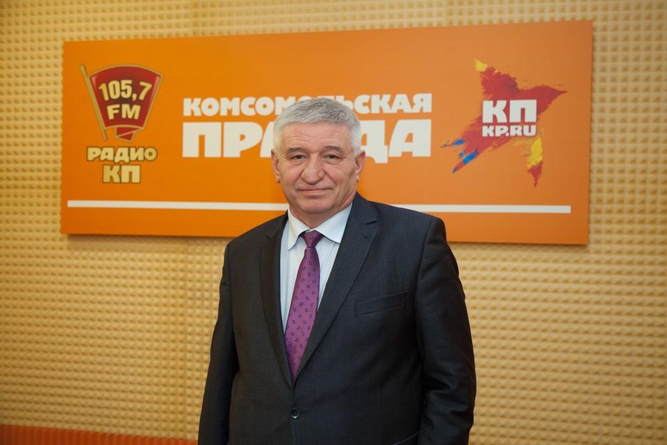Глава г. Ставрополя Андрей Джатдоев