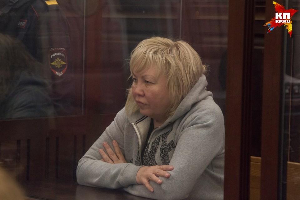 Бывшая начальница Госстройнадзора отправилась в СИЗО до 25 мая 2018 года