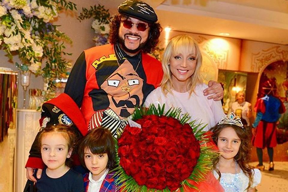Организацией праздника занималась компания Филиппа Киркорова