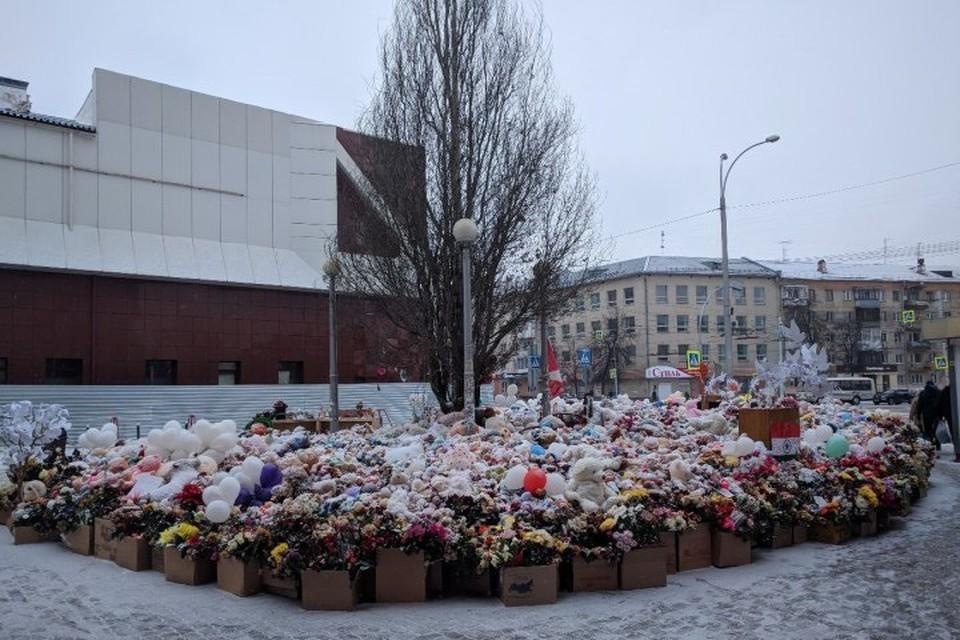 Кемеровчане попросили Цивилева разбить сквер на месте «Зимней вишни»