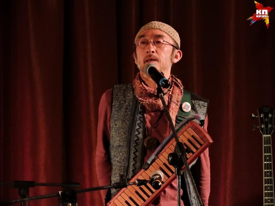 Хико Нацуаки во второй раз приехал в Сыктывкар