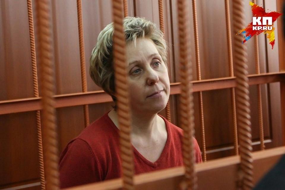 Управляющая ТРЦ Надежда Судденок осталась под арестом
