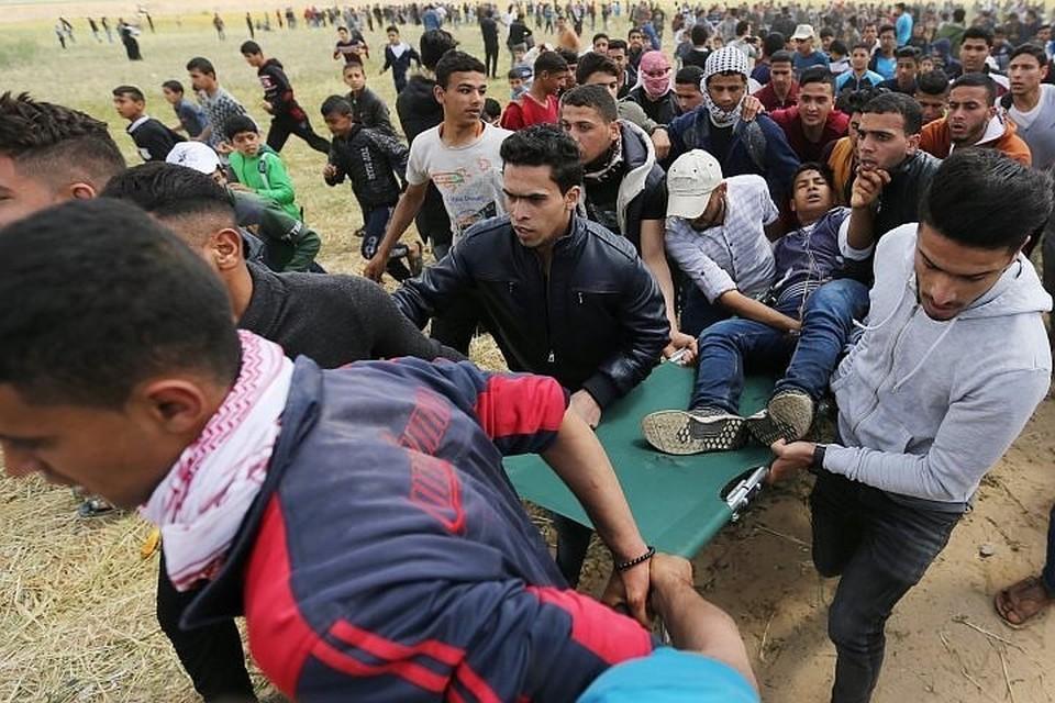 США не поддержали проект заявления Совбеза ООН по ситуации в Секторе Газа