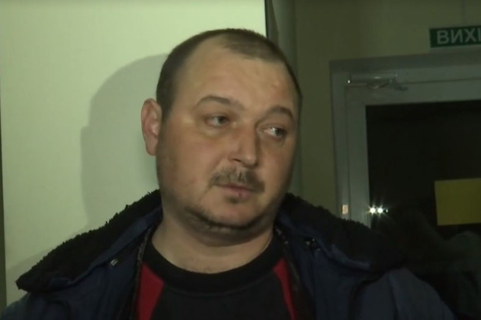 Владимир Горбенко. Фото - YouTube