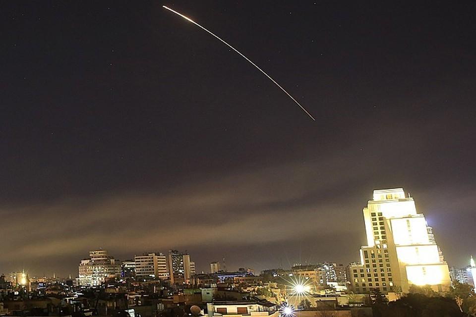 Во время ракетной атаки США на Сирию российские военнослужащие не пострадали