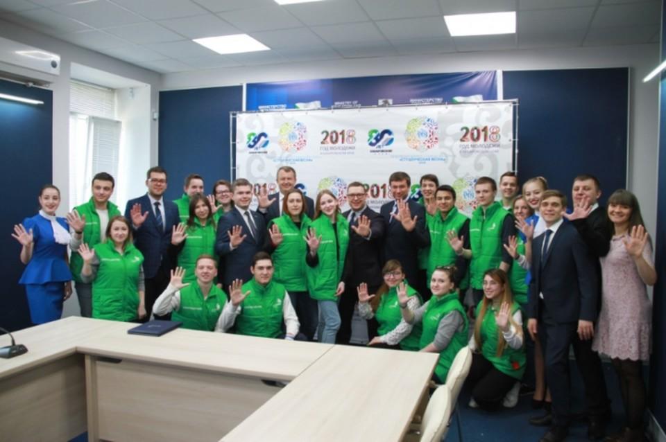 В Хабаровске будут готовить волонтеров для чемпионата мира по WorldSkills