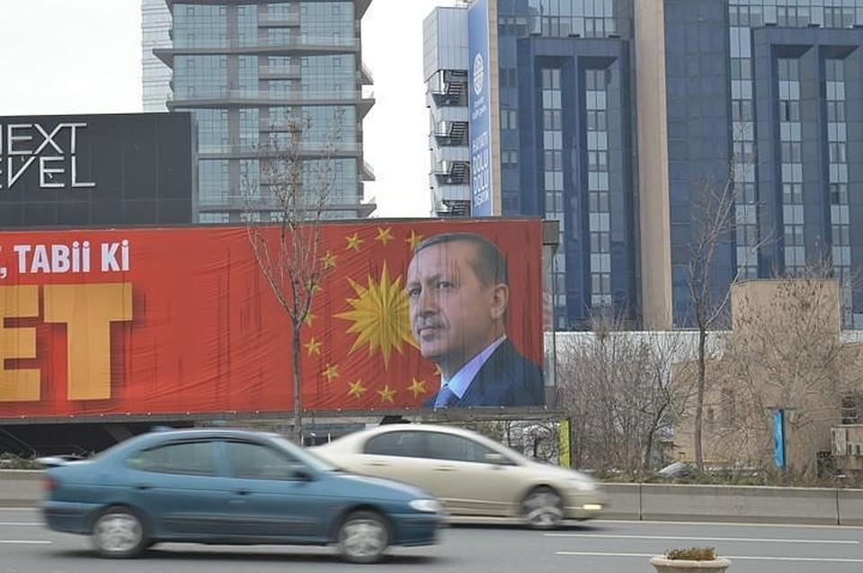 Турецкое правительство снова продлило режим ЧП в стране