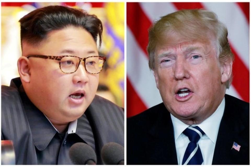 Место и дата встречи президента США Дональда Трампа с лидером КНДР Ким Чен Ыном пока не определены