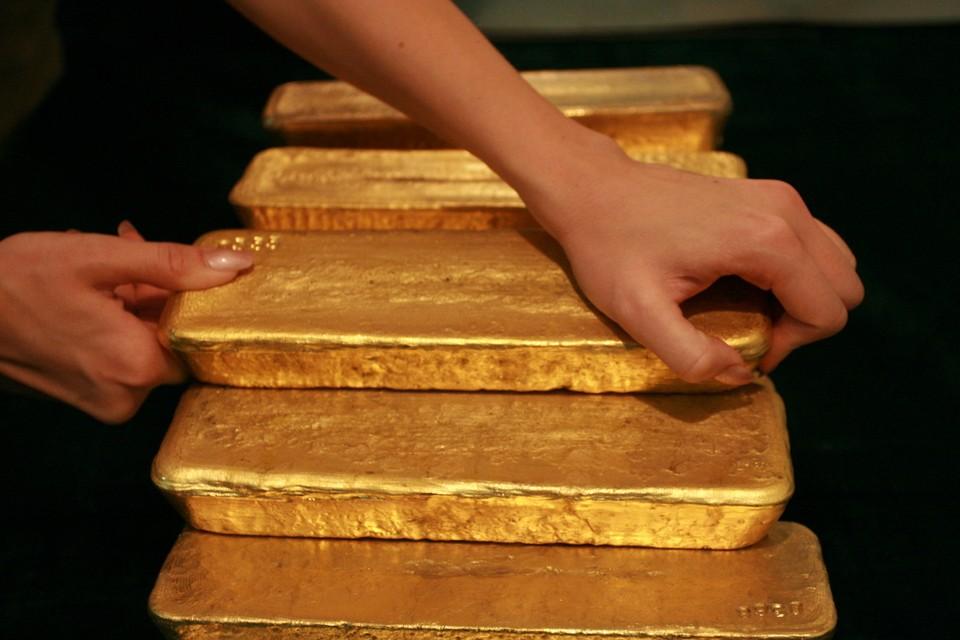 Центральный банк Турции переместил золотой резерв республики из Федеральной резервной системы США в европейские хранилища
