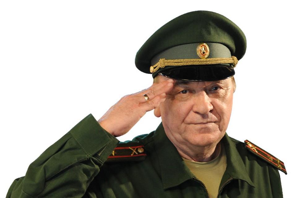 Легендарной военной контрразведке СМЕРШ - 75 лет