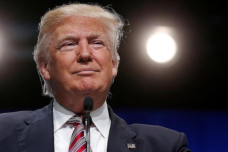 Трамп пожаловался на «неприемлемые» для США торговые барьеры Евросоюза