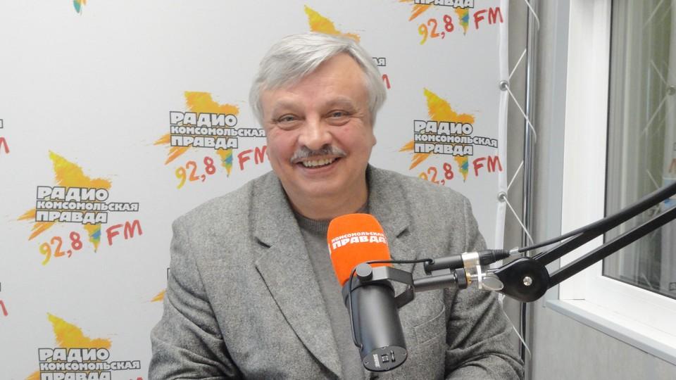 Борис Кайнов: «В Питере нас поблагодарили за то, что мы привезли настоящий театр»