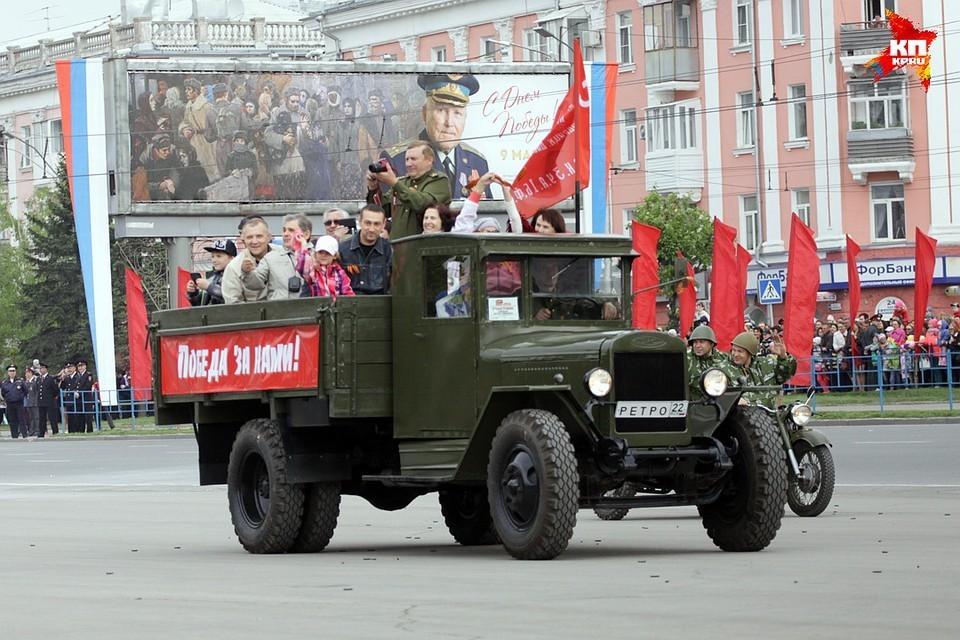 Какие дороги перекроют в Барнауле с 5 по 9 мая