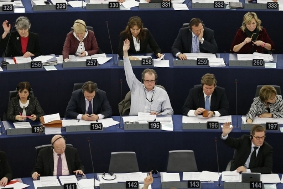 В Латвии предложили Европарламенту ввести санкции за героизацию нацизма