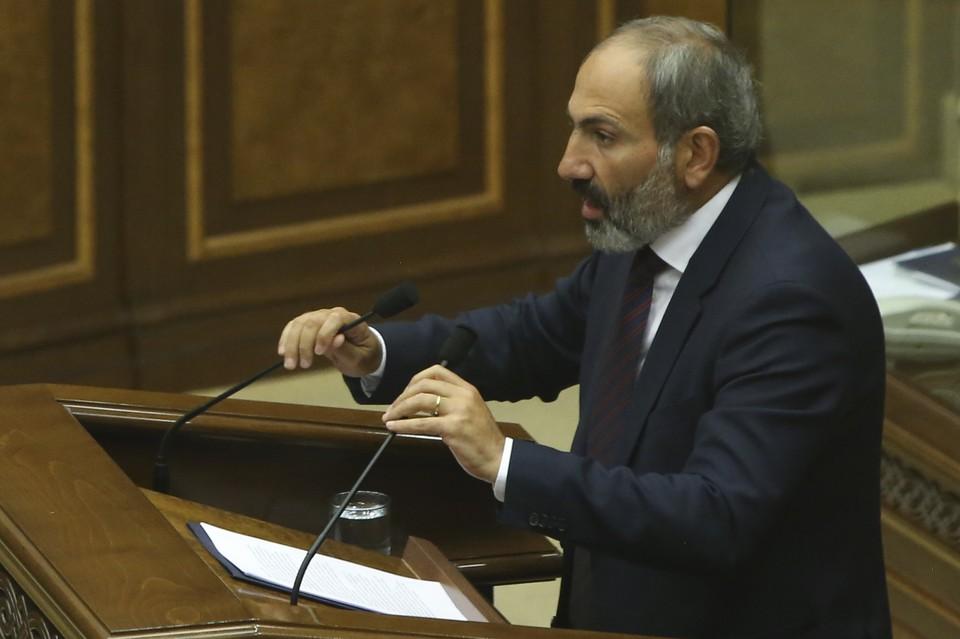 Депутаты правящей партии решили голосовать против оппозиционного лидера Никола Пашиняна