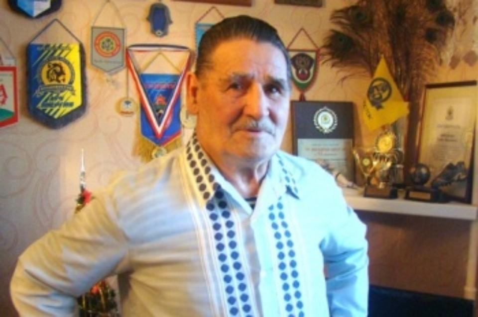 Ушел из жизни легендарный экс-вратарь «СКА-Хабаровска» Герман Обрезков