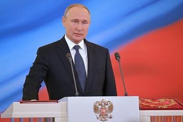 Инаугурация президента России: Путин показал новый лимузин и обсудил планы с волонтерами