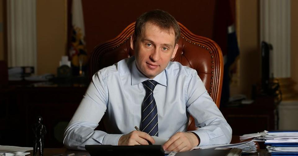 Александр Козлов. Фото: правительство Приамурья.