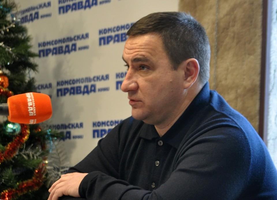 Андрей Ростенко возглавлял администрацию Ялты с ноября 2014 по июль 2017 года.
