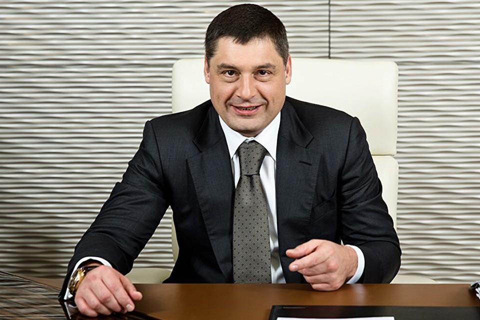 """Микаил Шишханов. Фото предоставлено пресс-службой """"Бинбанка"""""""