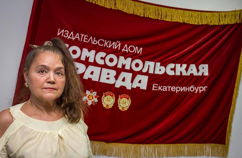 Зиля Булатова, председатель кооператива «Бухта Квинс»