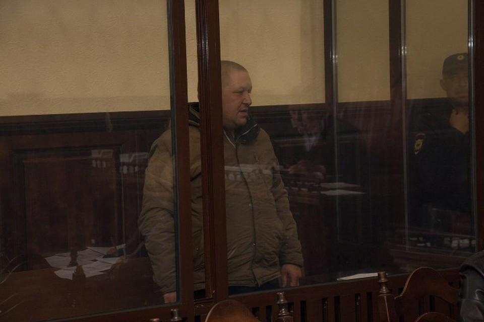 Подчиненного Александра Мамонтова арестовали на два месяца