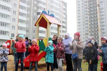 Жильцы ЖК «Мотовилихинsky» отметили праздник двора