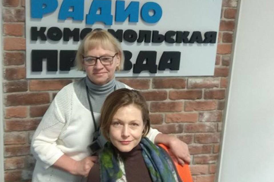 Актриса Эльвира Болгова в гостях у Татьяны Визбор
