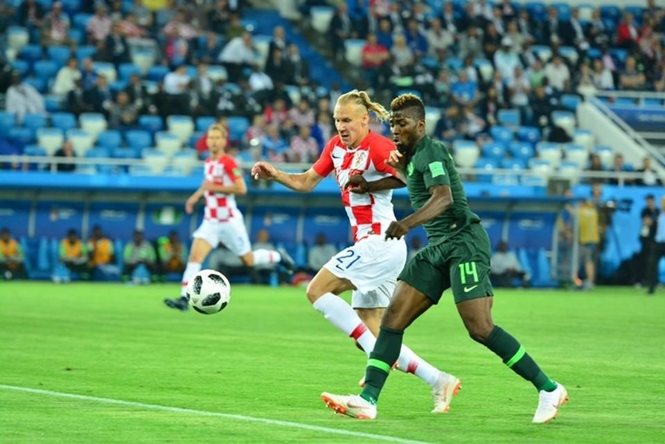 Нигерийцы местами показывали равную с соперником игру, но удача была на стороне хорватов.