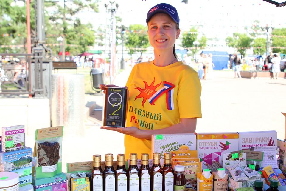 «Полезный РАцион» предлагает иркутянам вкусные и натуральные продукты.
