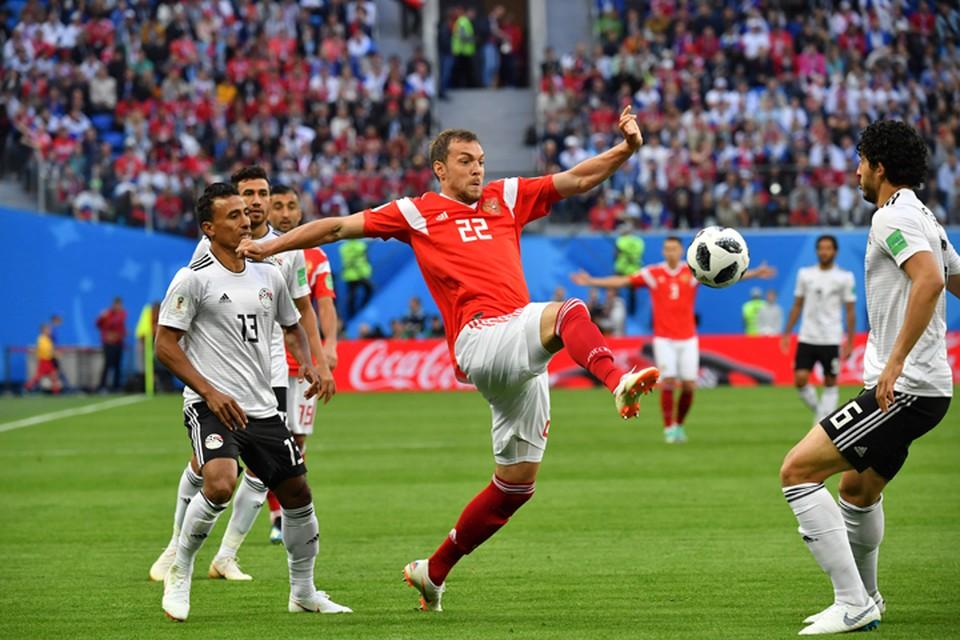 Артем Дзюба забил во втором матче подряд