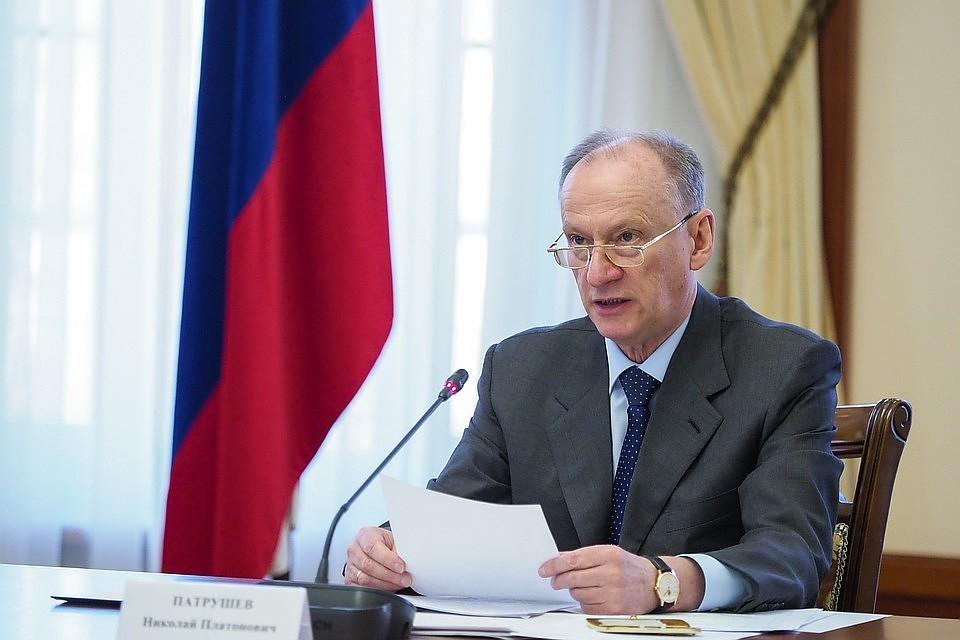 Николай Патрушев занимает должность секретарь Совбеза с 2008 года. Фото: пресс-служба губернатора Ставрополья