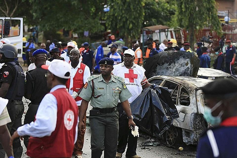 В Нигерии полиция разбирается в гибели 86 человек