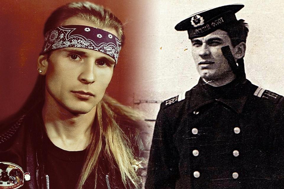 Герои нашей публикации Александр Серов и Александр Малинин на снимках из личного архива.