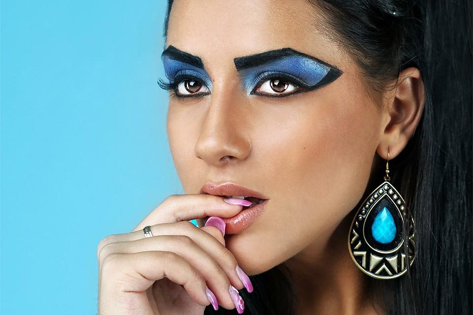 Оказалось, что косметикой жители Древнего мира начали пользоваться уже 3,5 тысячи лет назад.