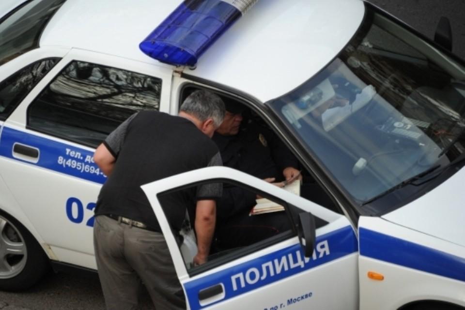 Московская полиция задержала обокравшего иностранца таксиста