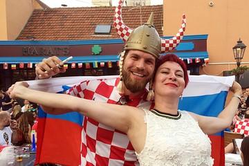 Россия-Хорватия: Как можно чуть не развестись из-за футбола