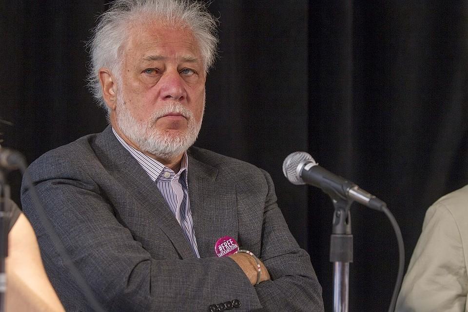 Канадский писатель Майкл Ондатже