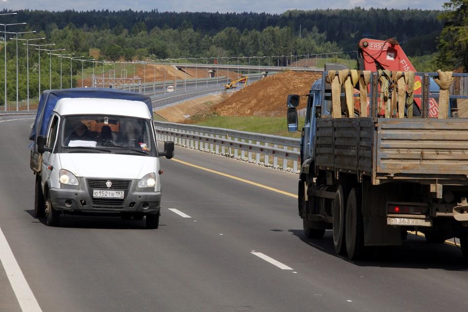 На новом участке М11 будет разрешено ехать 130 км/час.