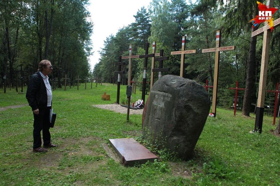 Газовик Александр Шляхтин: «Мы случайно нашли Куропаты 30 лет назад»