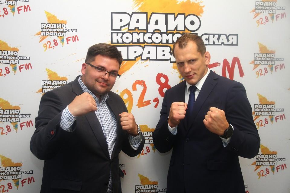 Вячеслав Василевский: «Наша задача – зажечь нижегородский небосклон новыми звёздами спорта!»