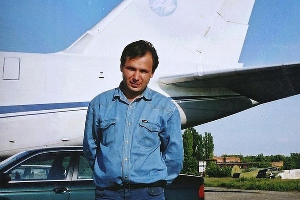Российский летчик Константин Ярошенко. Фото: Валерий Матыцин/ТАСС
