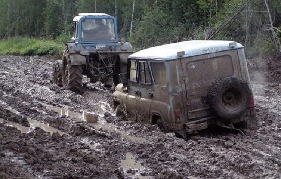 Ремонт автодороги Кедровый – Гарь – Кёнга начался в Томской области