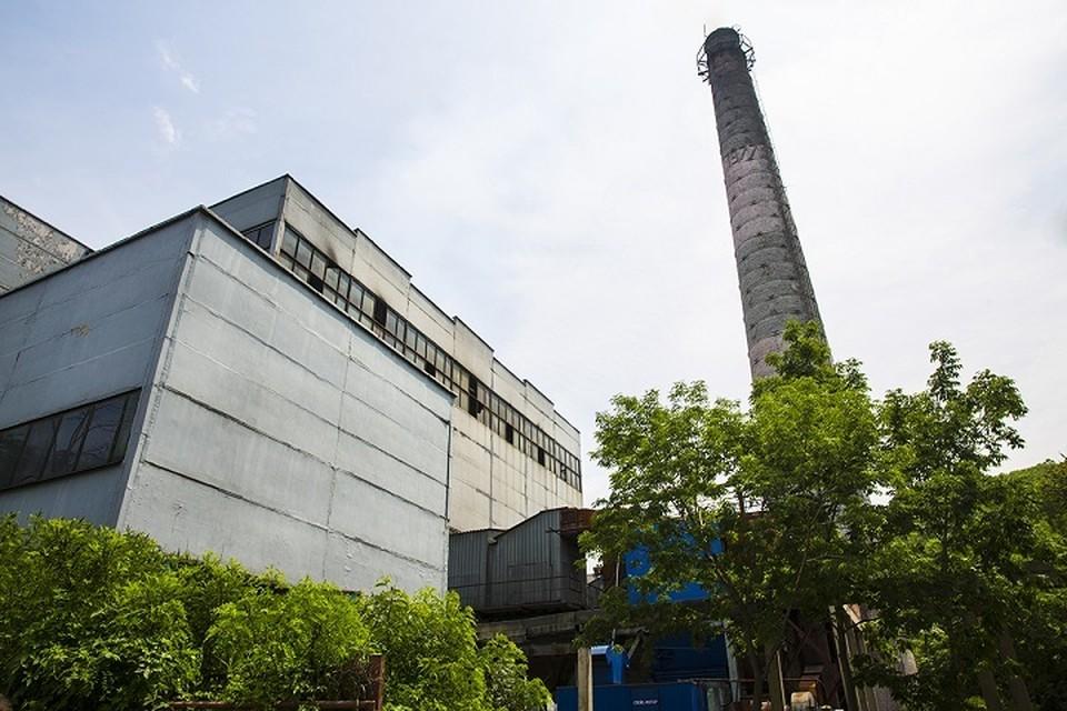 Мусоросжигательный завод во Владивостоке. Фото: Анастасия Котлярова