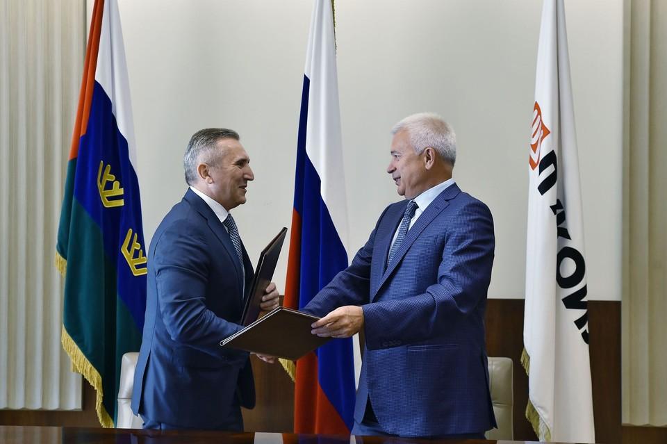 Фото пресс-службы губернатора Тюменской области.