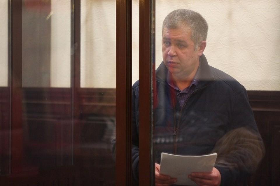 Экс-главе МЧС Кузбасса продлили срок содержания под стражей до 25 сентября